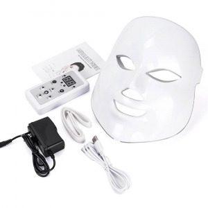 7 Colour LED Face Mask TLA DPL PDT